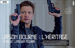 "Cinemateaser n°17 - Dossier ""Jason Bourne"""