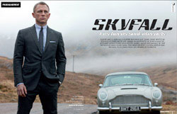 "Cinemateaser n°17 - Dossier ""Skyfall / James Bond"", 007"