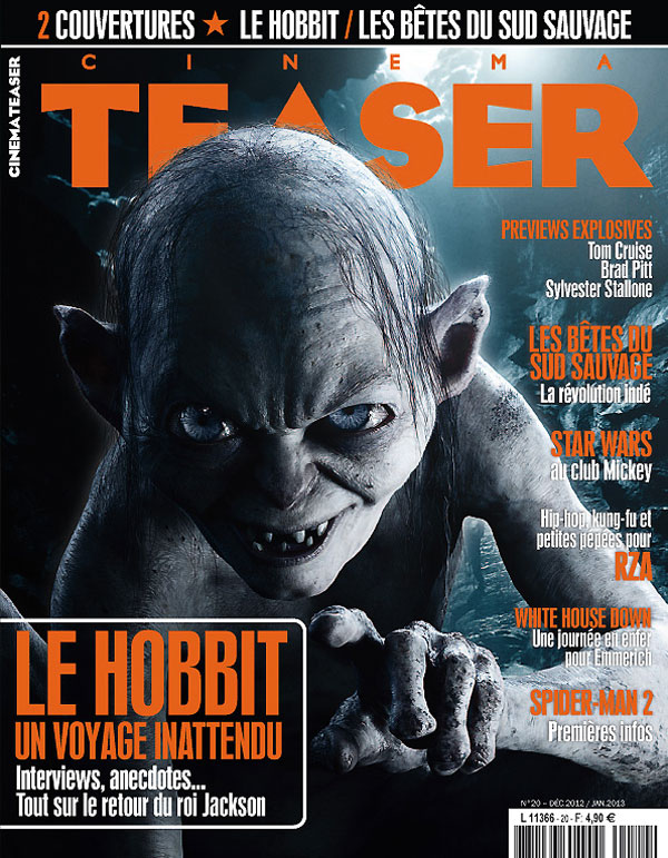 CINEMATEASER 17 : EN KIOSQUES !