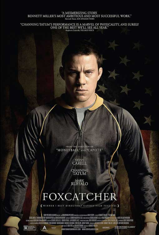 FOXCATCHER-POSTER-2 Edward Norton