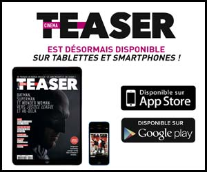 Cinemateaser sur iPad