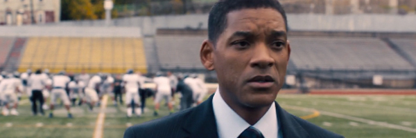 Premier trailer pour CONCUSSION, avec Will Smith