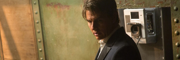 MISSION : IMPOSSIBLE – ROGUE NATION : Ground Control to Major Tom