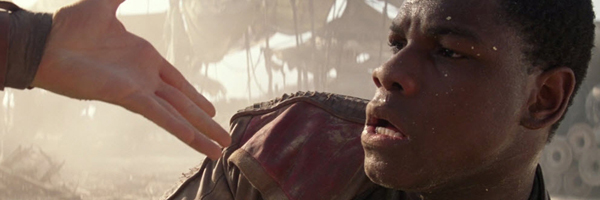 Interview : John Boyega pour STAR WARS LE RÉVEIL DE LA FORCE