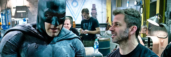 Interview : Zack Snyder pour BATMAN V SUPERMAN