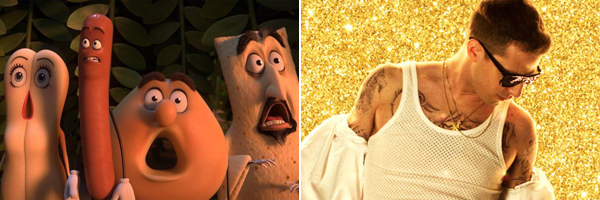 Premiers trailers pour SAUSAGE PARTY et POPSTAR – NEVER STOP NEVER STOPPING