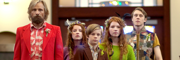 Cannes 2016 : CAPTAIN FANTASTIC