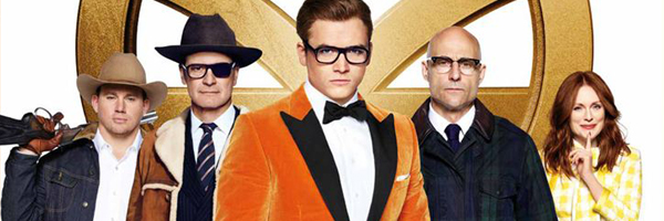 KINGSMAN - LE CERCLE D'OR : chronique