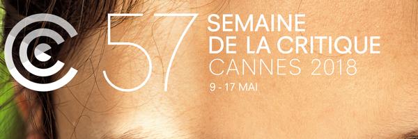 Cannes 2018 : l'affiche de la Semaine de la Critique