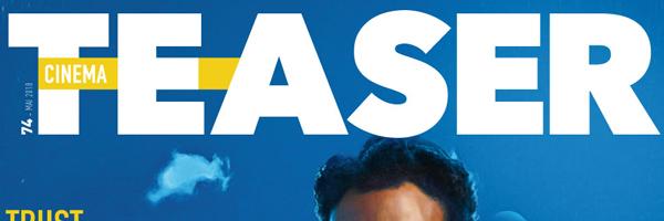 Découvrez en kiosques le 74e numéro du magazine Cinemateaser