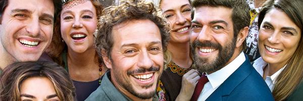UNE FAMILLE ITALIENNE : chronique