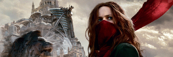 MORTAL ENGINES : chronique