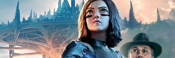 ALITA – BATTLE ANGEL : chronique
