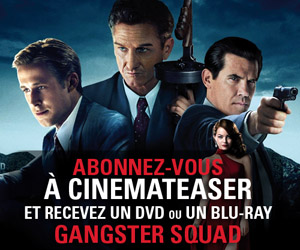 Cinemateaser - Gangster Squad