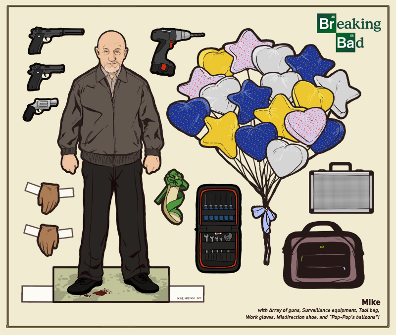 7-Breaking-Bad-Paper-Toys-Kyle-Hilton