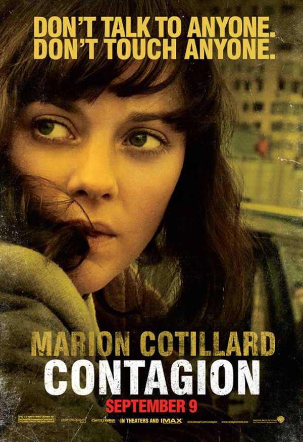 3-Contagion-Posters