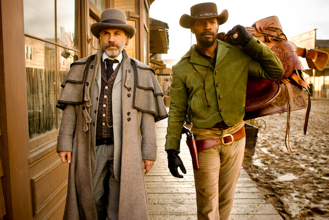 1-Django-Unchained-Pics dans Films series - News de tournage