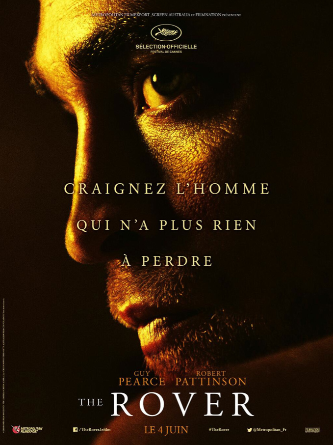 2-The-Rover-Posters dans Films