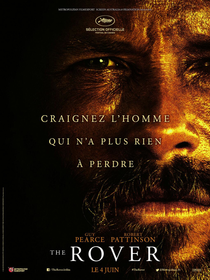 3-The-Rover-Posters dans Films series - News de tournage