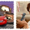 Timbres-Cars-Ratatouille